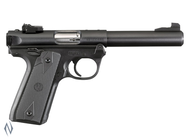 RUGER MKIV 22/45 22LR BLUED 140MM Image