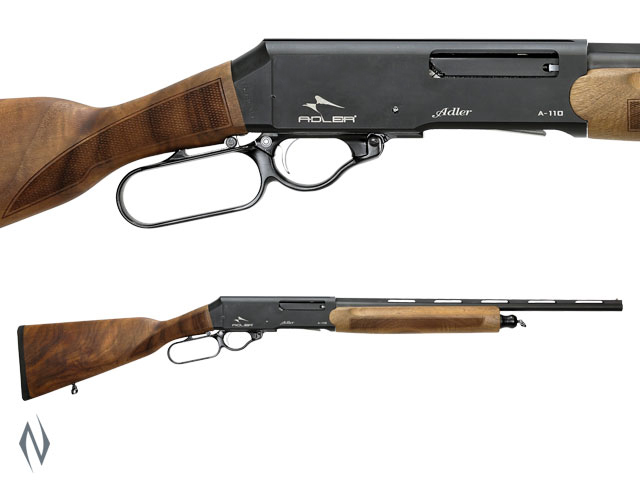 "ADLER A110 .410G LEVER ACTION SHOTGUN WOOD 20"" MODIFIED Image"