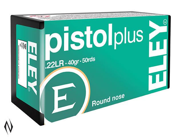 ELEY 22LR PISTOL PLUS Image