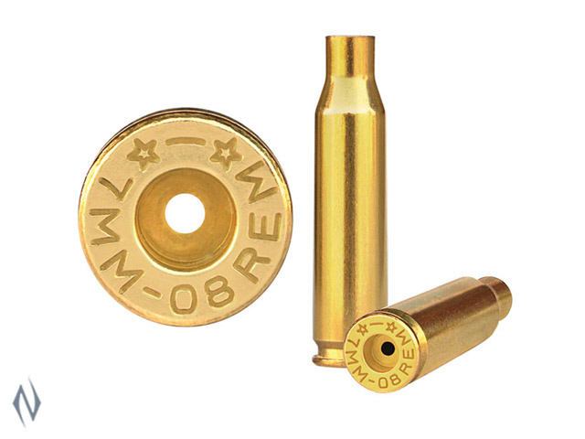 STARLINE BRASS 7MM-08 50PK Image
