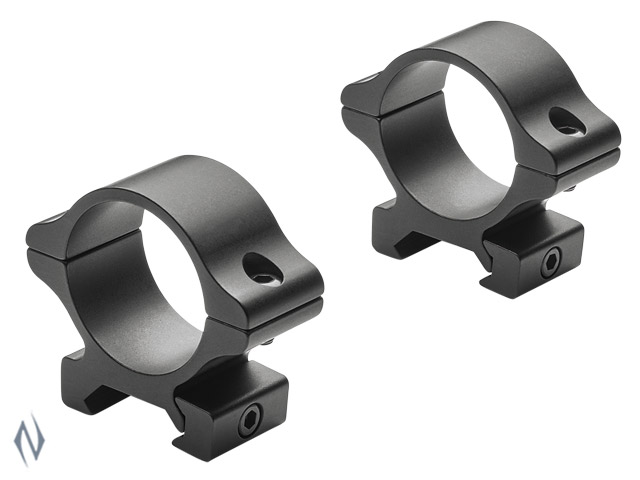 LEUPOLD RIFLEMAN RINGS 30MM DETACHABLE MEDIUM MATTE Image