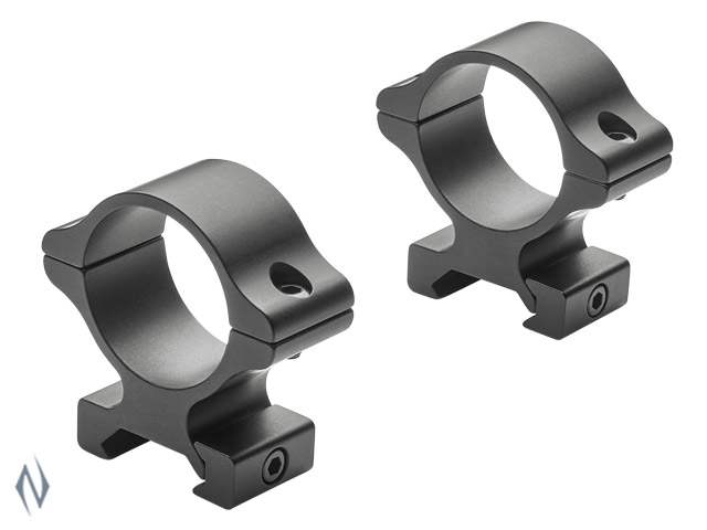 LEUPOLD RIFLEMAN RINGS 30MM DETACHABLE HIGH MATTE Image