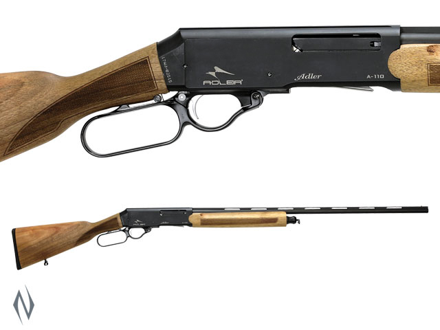 "ADLER A110 .410G LEVER ACTION SHOTGUN WOOD 28"" FULL Image"