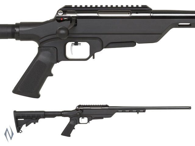 ANSCHUTZ 1771DGTAC 223 REM TACTICAL RIFLE 4 SHOT PINNED STOCK Image