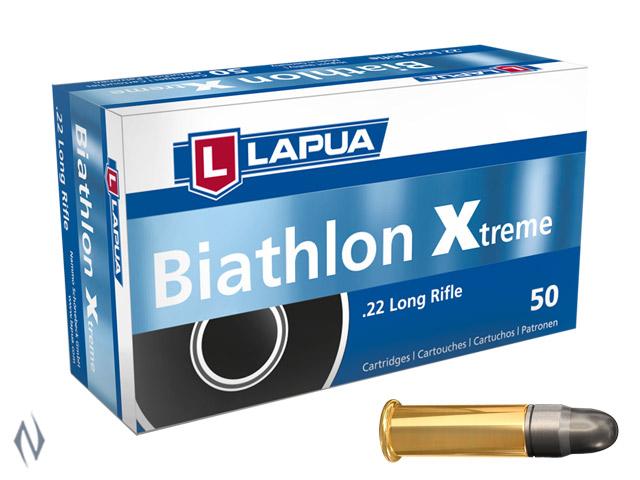 LAPUA 22LR 40GR BIATHLON XTREME 1106FPS Image