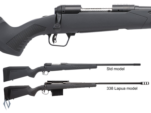SAVAGE 110 LONG RANGE HUNTER Image