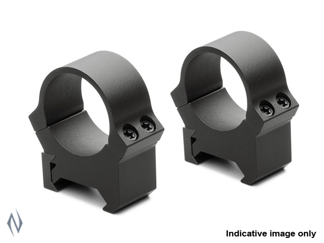 "LEUPOLD PRW2 1"" RINGS MEDIUM MATTE Image"