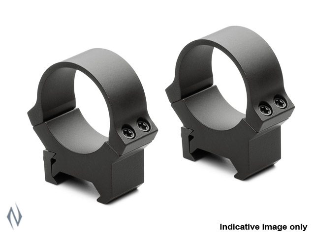 LEUPOLD PRW2 30MM RINGS MEDIUM MATTE Image