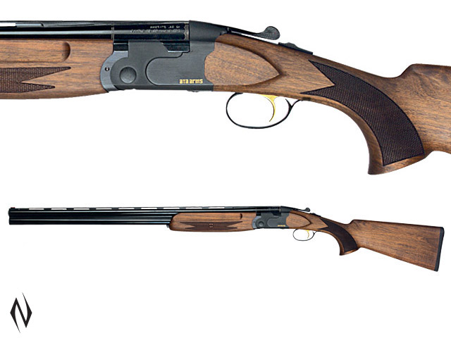 "ATA 686B 12G 30"" BLACK SPORTING SHOTGUN LEFT HAND Image"