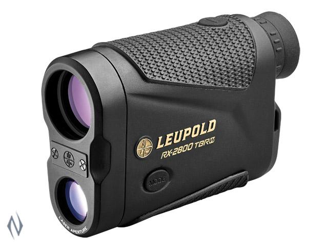 LEUPOLD RX-2800 TBR/W RANGEFINDER BLACK / GREY OLED Image