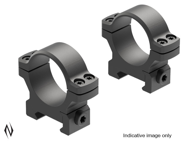 "LEUPOLD BACKCOUNTRY RINGS 1"" HIGH RINGS MATTE Image"
