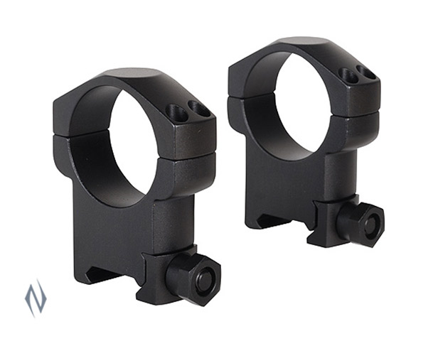 LEUPOLD MARK 4 35MM RINGS SUPER HIGH MATTE (ALLUMINUM) Image