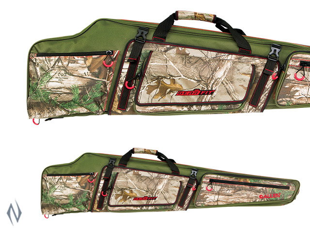 "ALLEN GEAR FIT DAKOTA RIFLE CASE CAMO 48"" Image"
