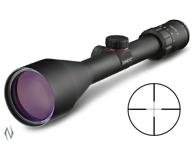SIMMONS 8 POINT 3-9X50 TRUPLEX Image