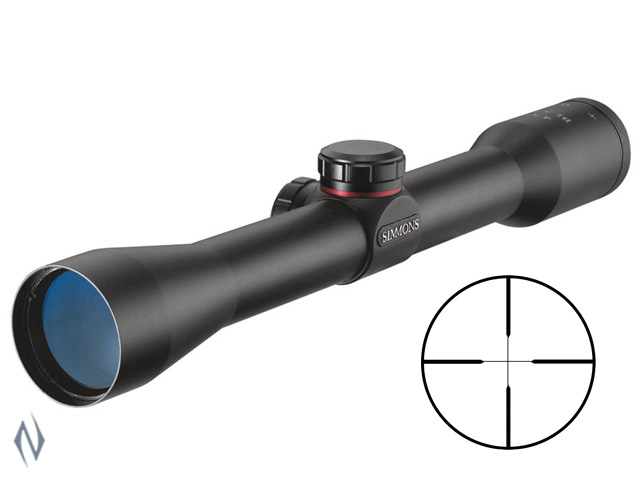 SIMMONS 8 POINT 4X32 TRUPLEX Image