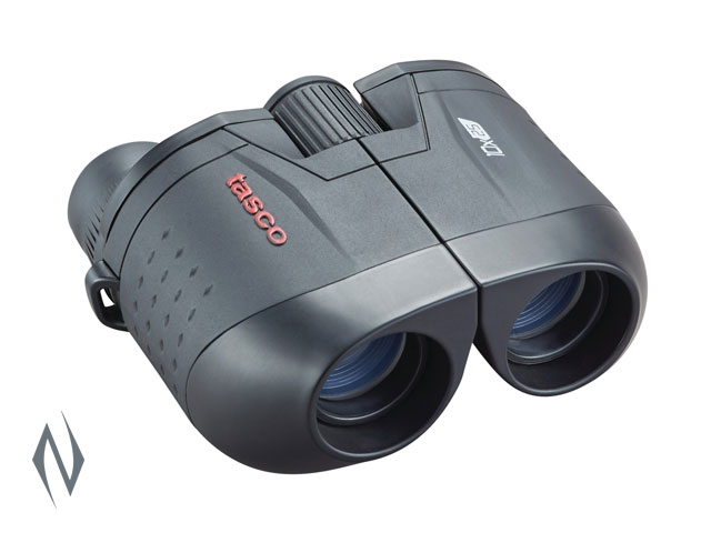 TASCO ESSENTIALS 10X25 PORRO BLACK BINOCULAR Image
