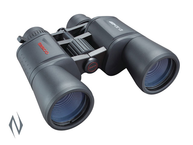 TASCO ESSENTIALS 10-30X50 PORRO BLACK BINOCULAR Image