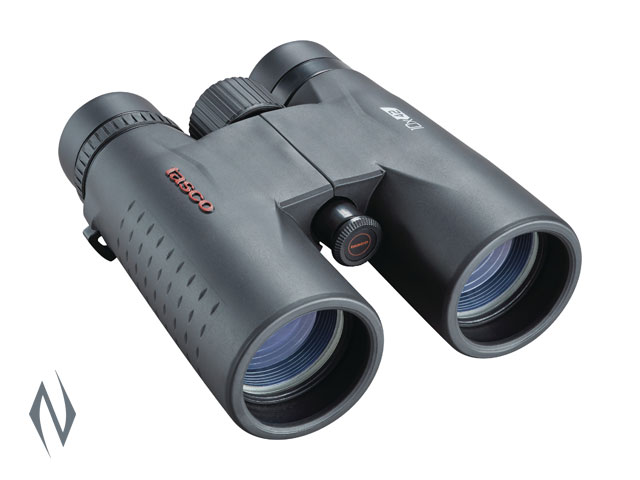 TASCO ESSENTIALS 10X42 ROOF BLACK BINOCULAR Image