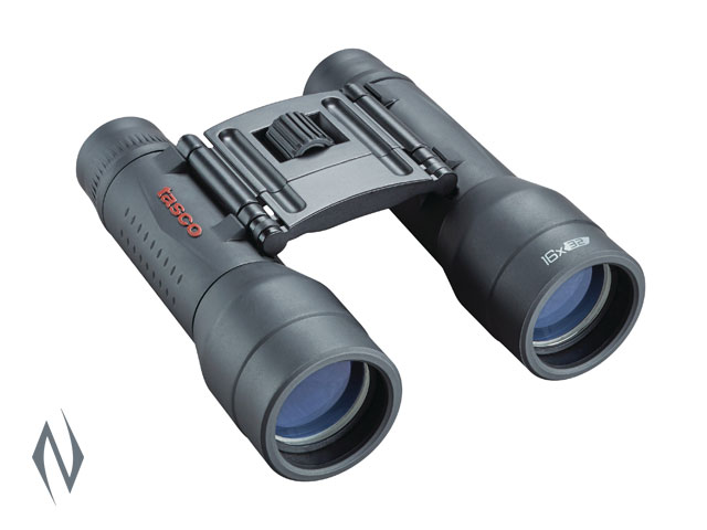 TASCO ESSENTIALS 16X32 ROOF BLACK BINOCULAR Image
