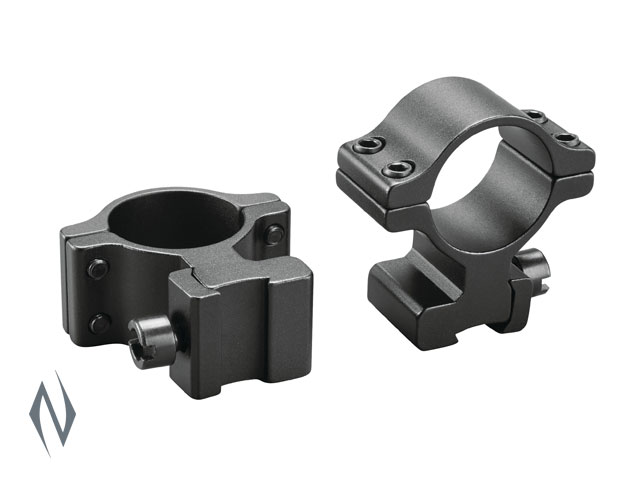 "TASCO RINGS RIMFIRE 3/8"" HIGH MATTE Image"