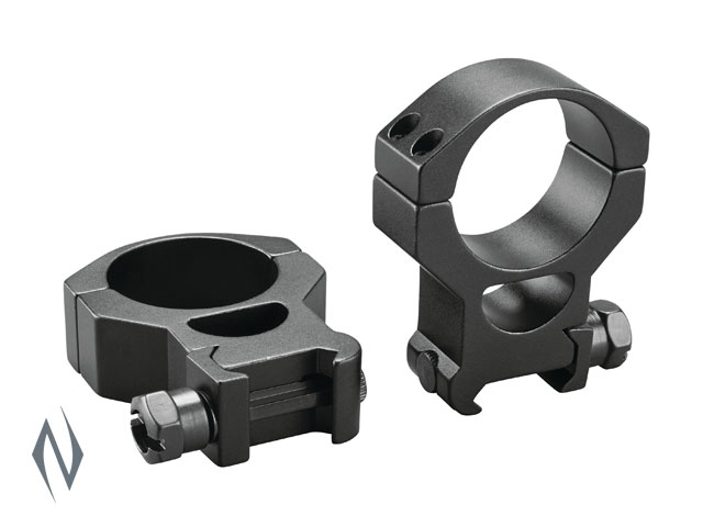 TASCO RINGS TACTICAL 34MM HIGH MATTE Image