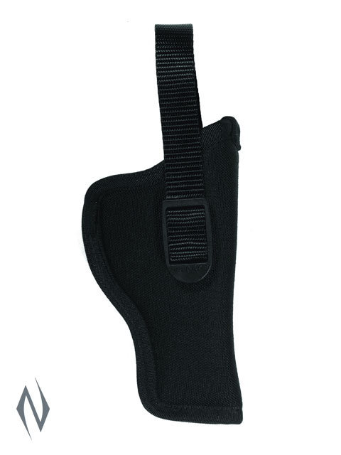 UNCLE MIKES SIDEKICK HIP HOLSTER BLACK SIZE 1 RH Image