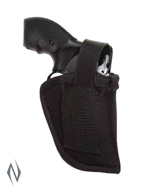 UNCLE MIKES AMBIDEXTROUS SIDEKICK HOLSTER BLACK SIZE 36 Image