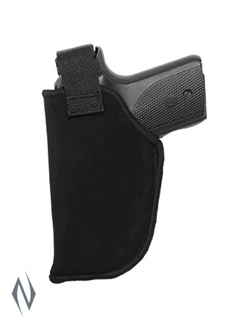 UNCLE MIKES INSIDE THE PANTS HOLSTER BLACK SIZE 1 RH Image