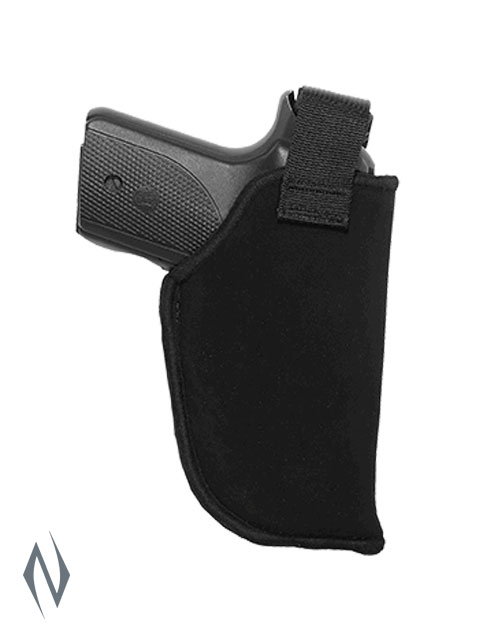 UNCLE MIKES INSIDE THE PANTS HOLSTER BLACK SIZE 1 LH Image