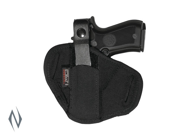 UNCLE MIKES SUPER BELT SLIDE HOLSTER BLACK SIZE 1 AMBI Image