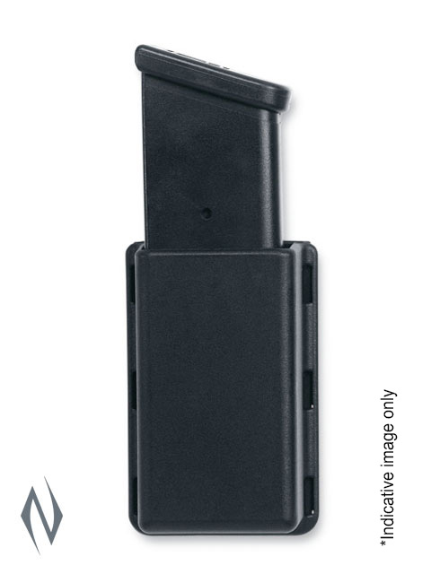 UNCLE MIKES KYDEX HOLDER SINGLE MAGAZINE DOUBLE STACK Image
