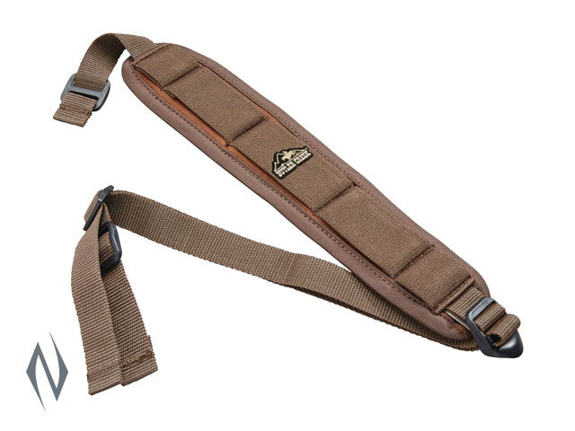 BUTLER CREEK COMFORT STRETCH RIFLE BROWN SLING Image
