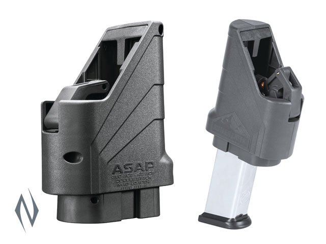 BUTLER CREEK ASAP UNIVERSAL MAGAZINE LOADER DOUBLE STACK 380ACP - 45ACP Image