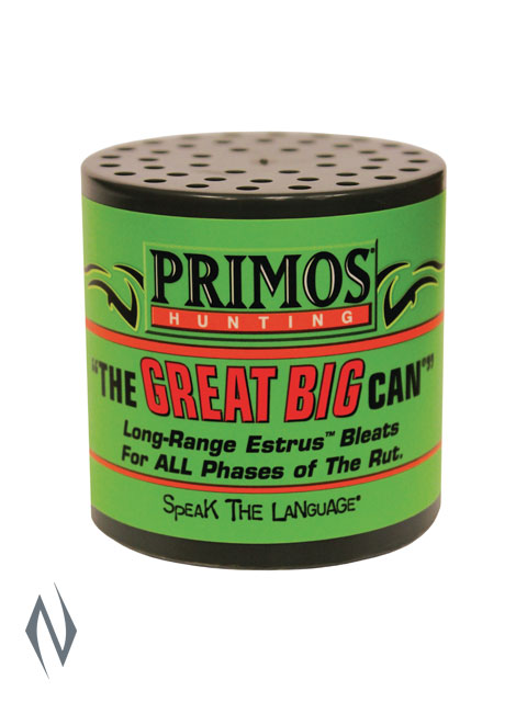 PRIMOS DEER CALL THE GREAT BIG CAN Image