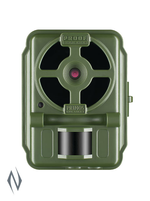 PRIMOS PROOF CAM 01 12MP OD GREEN LOW GLOW LED Image
