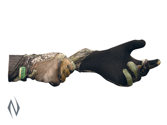 PRIMOS STRETCH FIT GLOVE WITH SURE GRIP MOBU Image