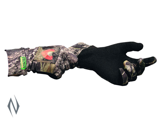 PRIMOS STRETCH FIT CALL GLOVE WITH SURE GRIP MOBU Image
