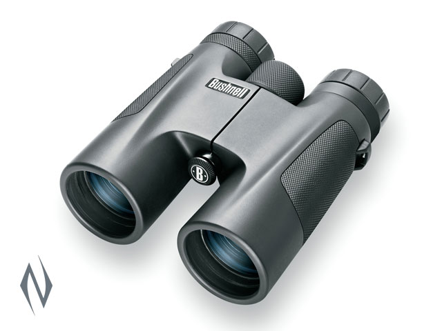 BUSHNELL POWERVIEW 10X42 BLACK ROOF BINOCULAR Image