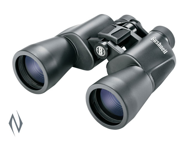 BUSHNELL POWERVIEW 10X50 BLACK PORRO BINOCULAR Image