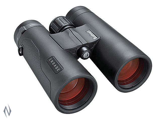BUSHNELL ENGAGE 8X42 ED BLACK ROOF BINOCULAR Image