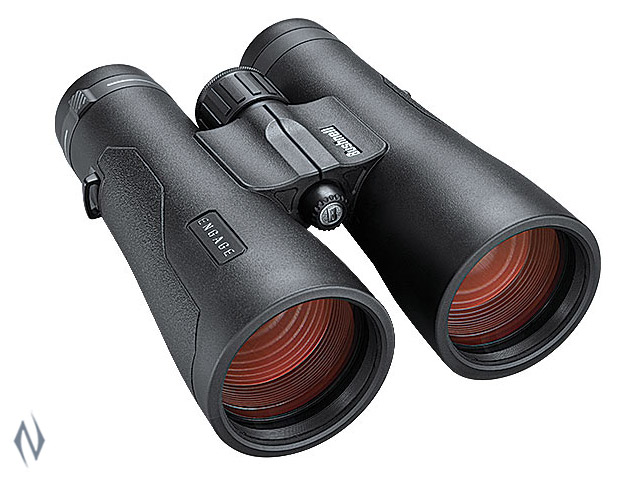 BUSHNELL ENGAGE 12X50 ED BLACK ROOF BINOCULAR Image