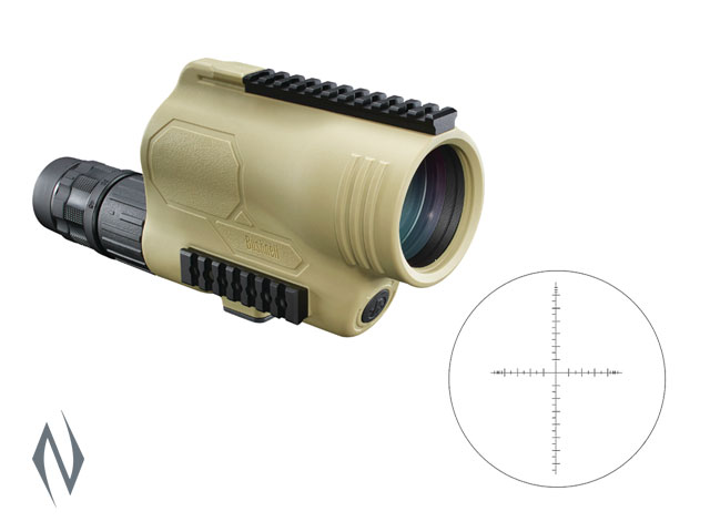 BUSHNELL LEGEND 15-45X60 T SERIES BLACK SPOT SCOPE Image