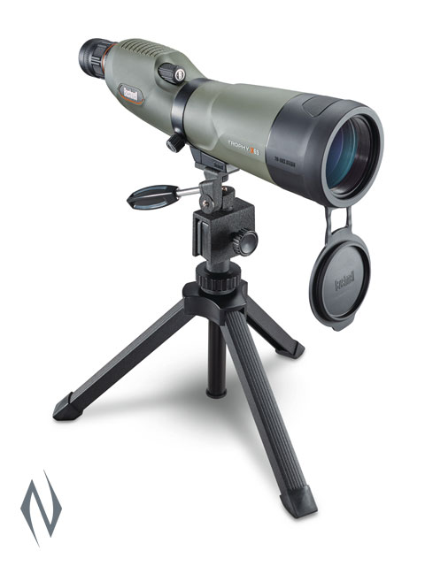 BUSHNELL TROPHY XTREME 20-60X65 GREEN SPOT SCOPE KIT Image