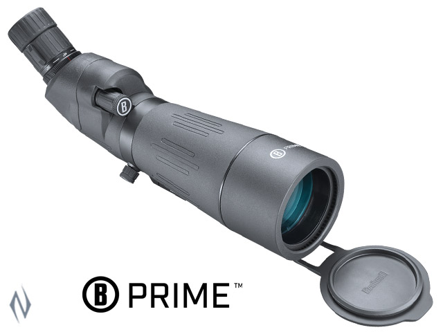 BUSHNELL PRIME 20-60X65 BLACK ANGLED SPOT SCOPE Image