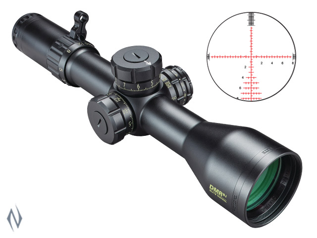 BUSHNELL ELITE TACTICAL DMR II-I 3.5-21X50 34MM ZS SF ILL G3 Image