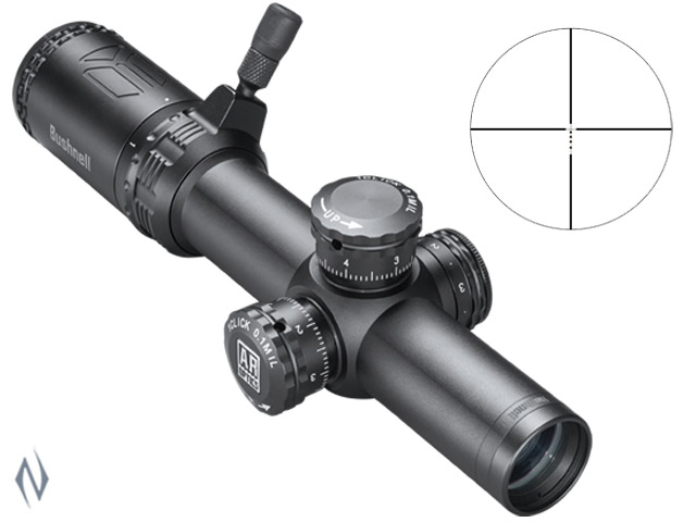 BUSHNELL AR OPTICS 30MM 1-4X24 DZ 223 Image