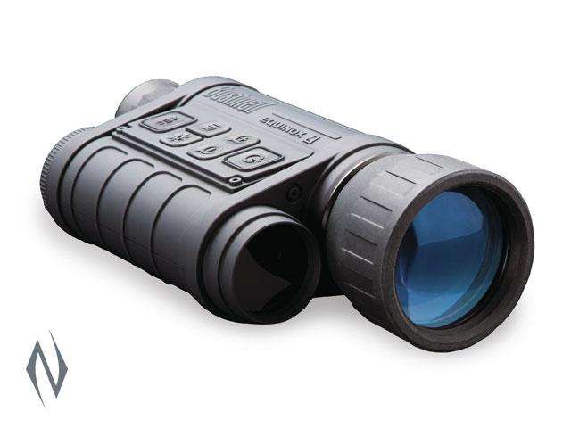 BUSHNELL EQUINOX Z DIGITAL NIGHT VISION 6X50 MONOCULAR Image