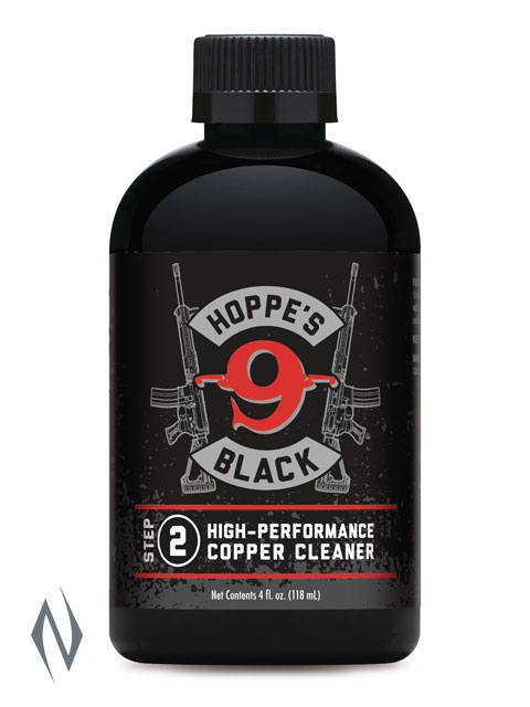 HOPPES BLACK COPPER SOLVENT 4OZ Image