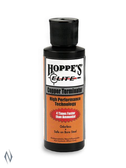 HOPPES ELITE COPPER CUTTER SOLVENT 4OZ Image