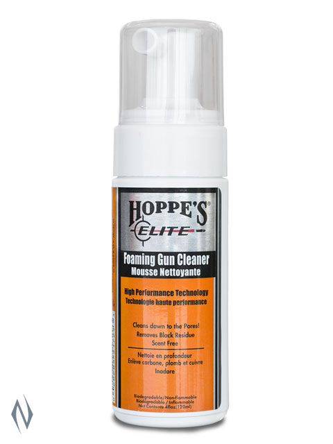 HOPPES ELITE FOAMING BORE SOLVENT 4OZ Image